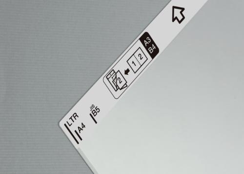 Brother CS-A3301 scanner carrier sheet 1