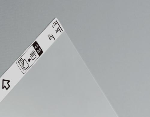 Brother CS-A3301 scanner carrier sheet 2