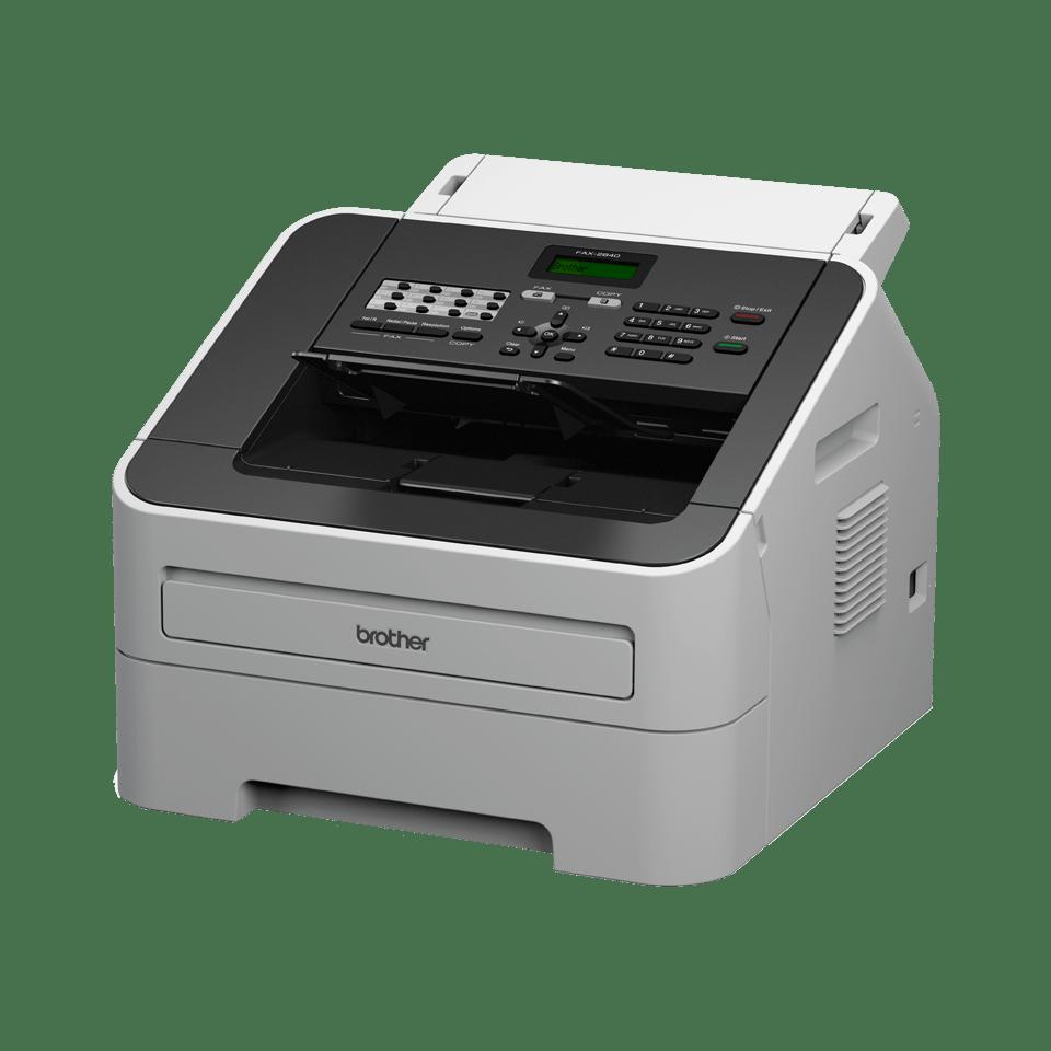 FAX-2840 High-Speed Laser Fax Machine 0