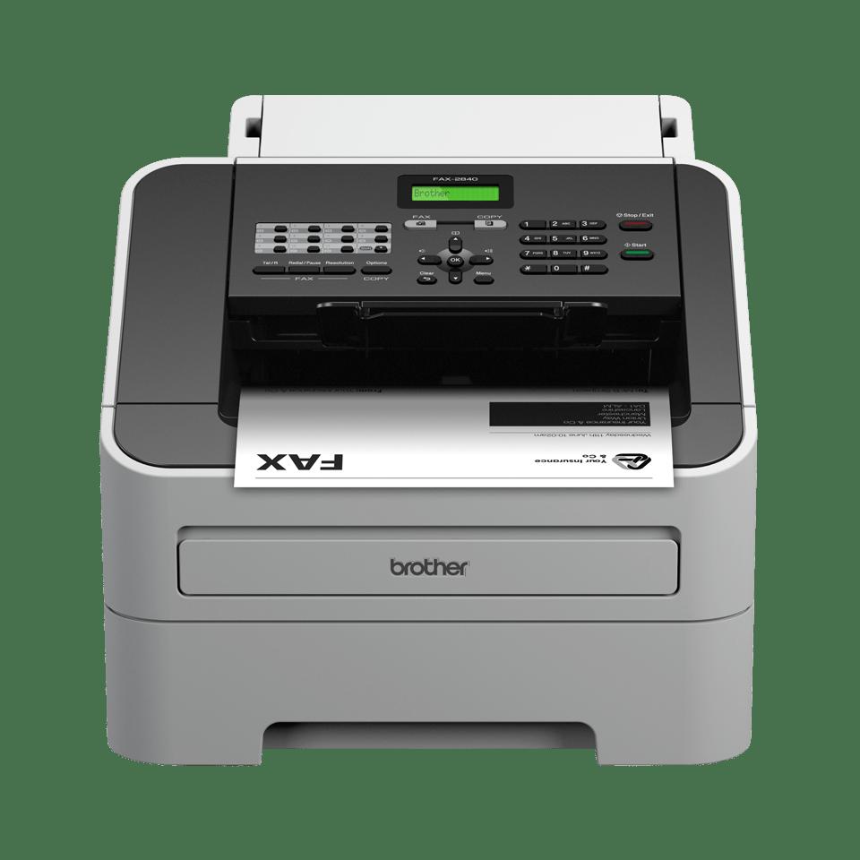 FAX-2840 High-Speed Laser Fax Machine 2