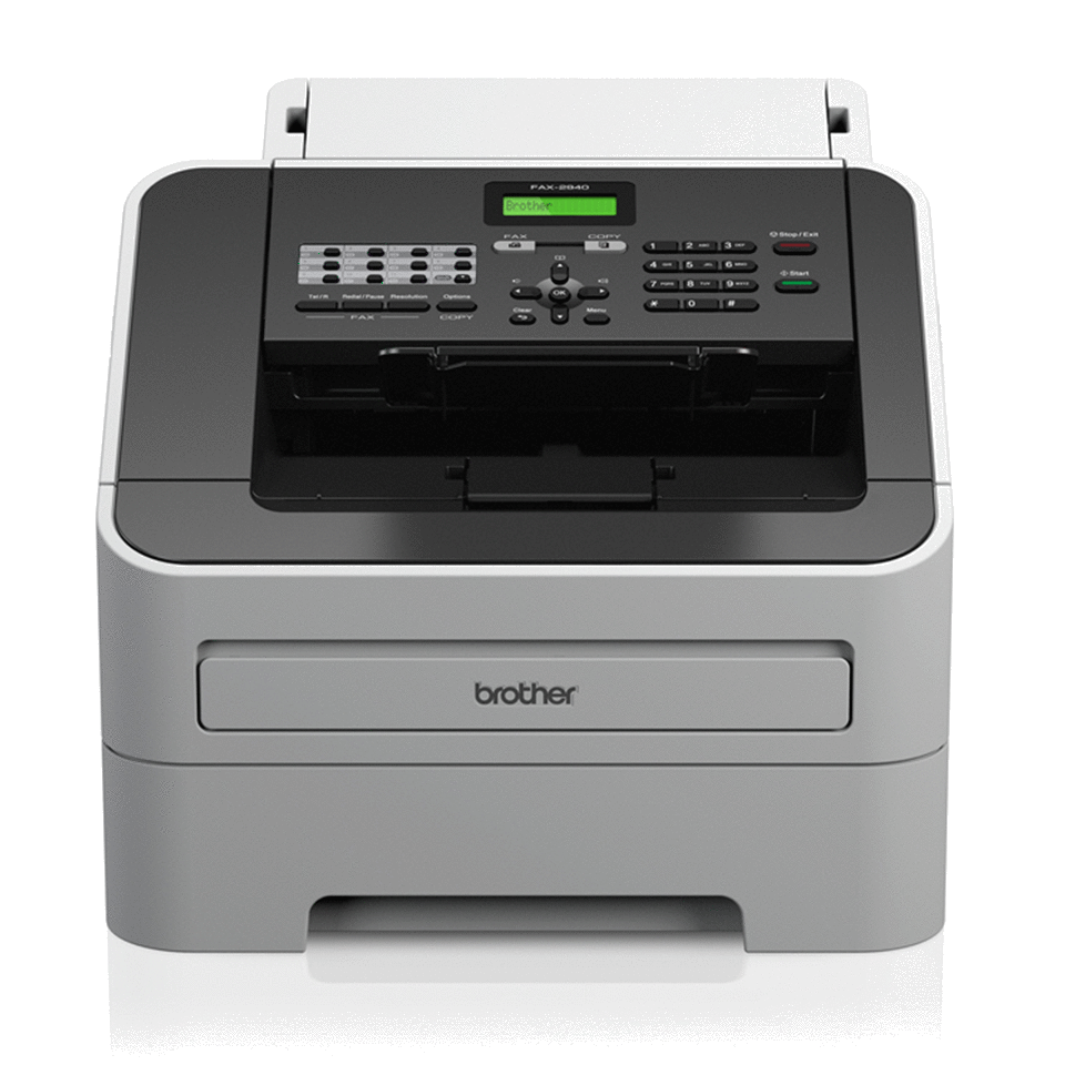 FAX-2940 High-Speed Laser Fax Machine 2