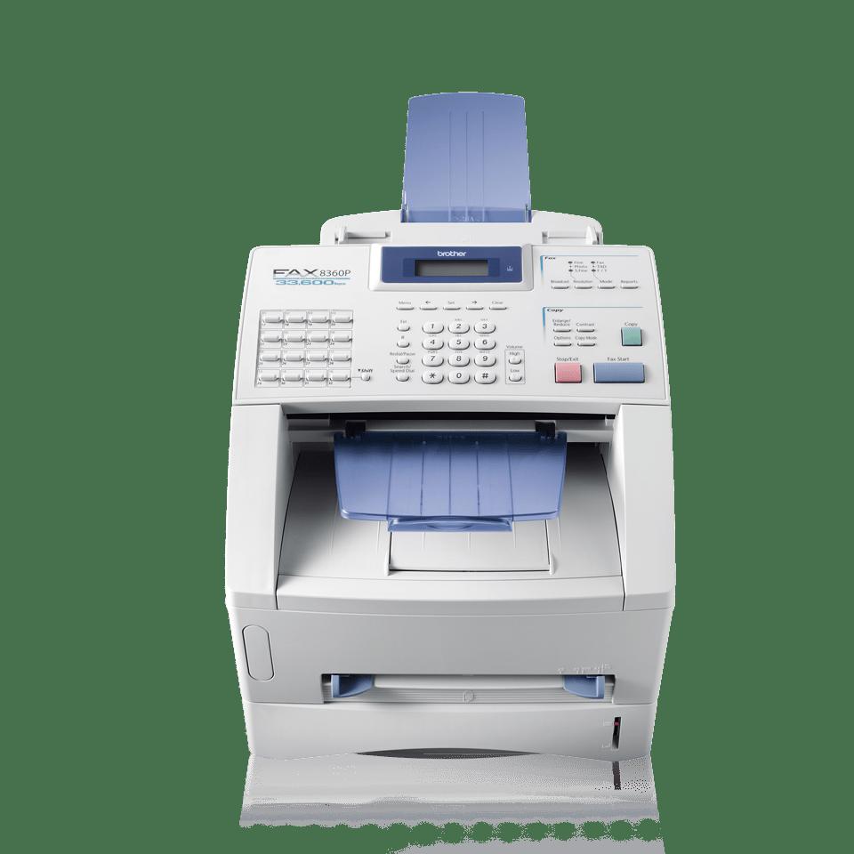 FAX-8360P High-Speed, High-Volume Laser Fax Machine 2