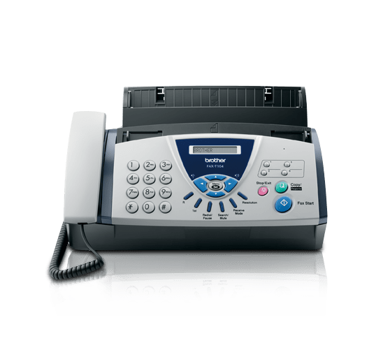 FAX-T104 A4 Thermal Fax Machine