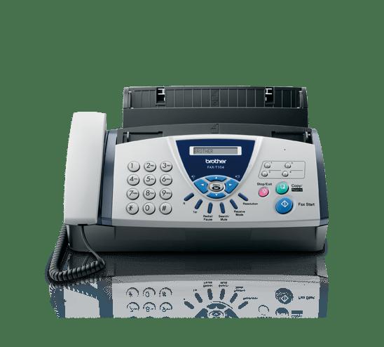 FAX-T104 A4 Thermal Fax Machine