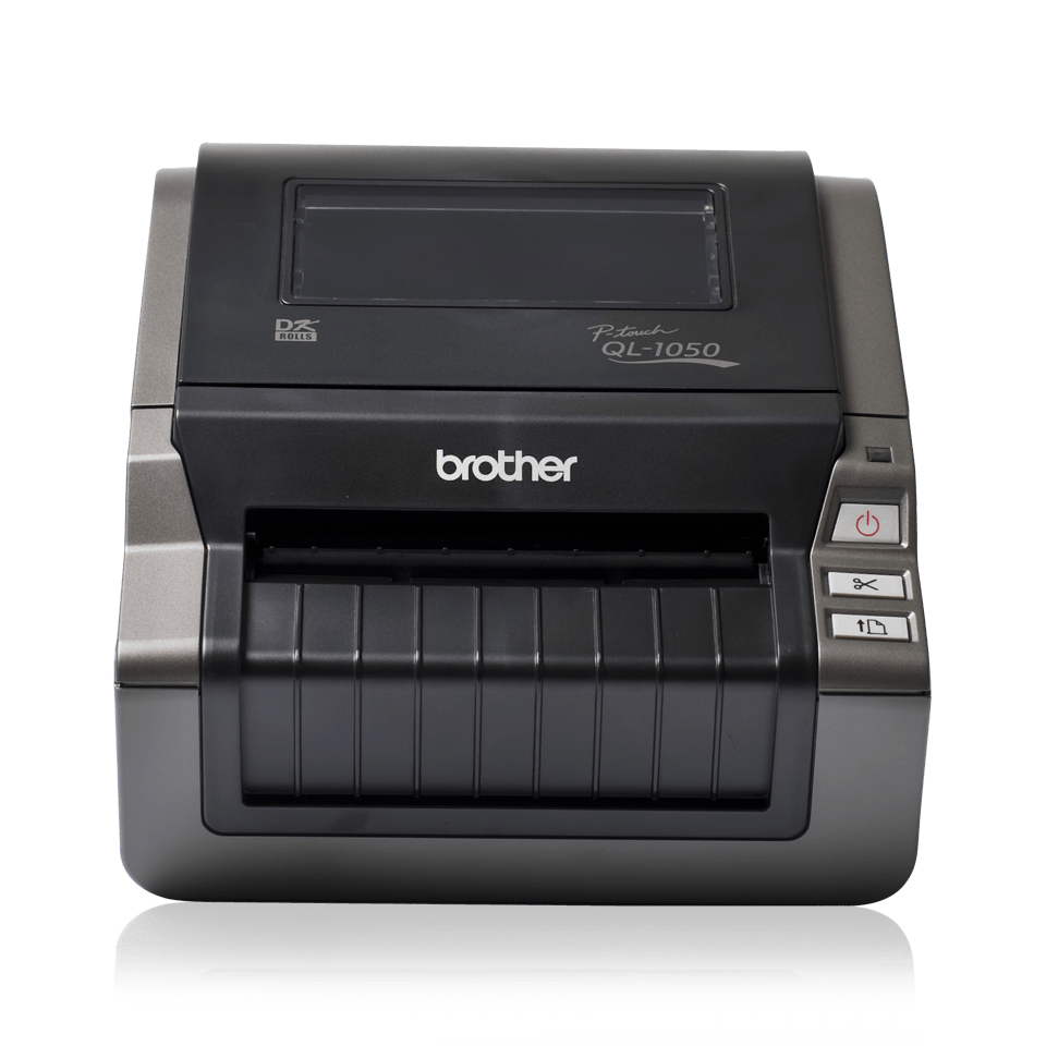 QL-1050 Wide Label Printer 2