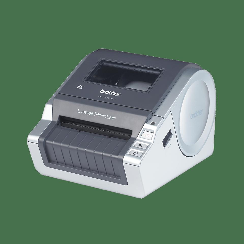QL-1060N Wide Label Printer + Network