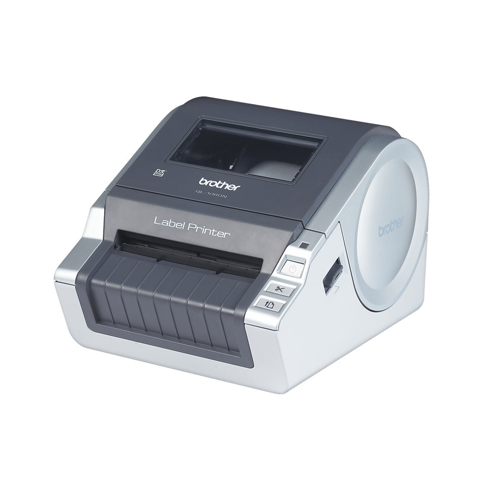 QL-1060N Wide Label Printer + Network 0