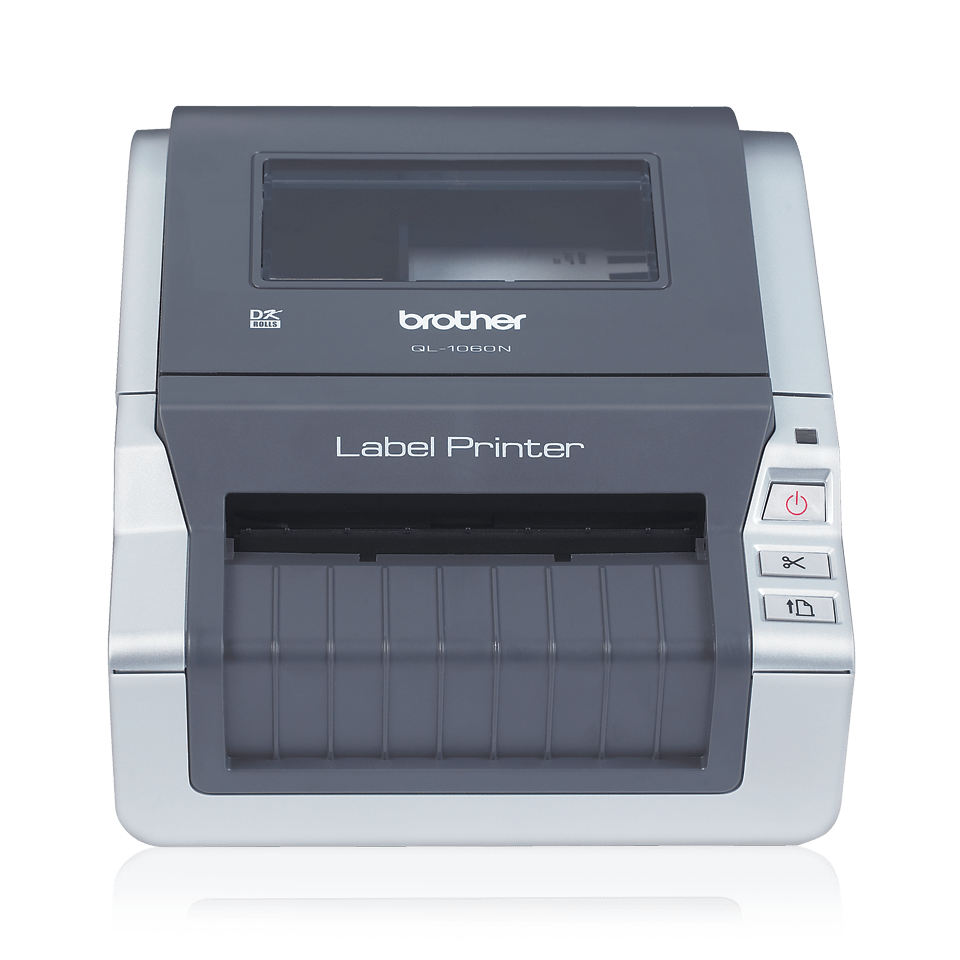 QL-1060N Wide Label Printer + Network 2