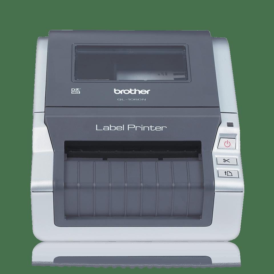 QL-1060N Wide Label Printer + Network 2