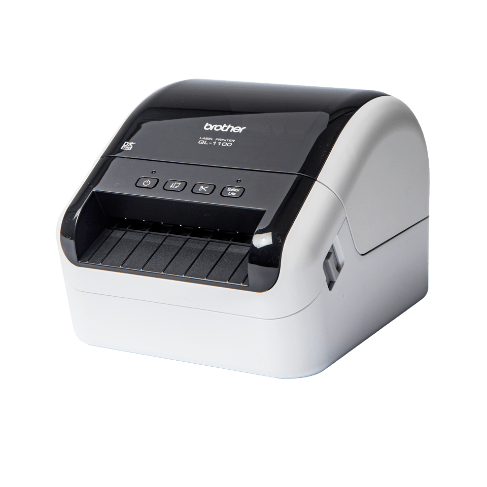 QL-1100 PC connectable shipping and barcode label printer