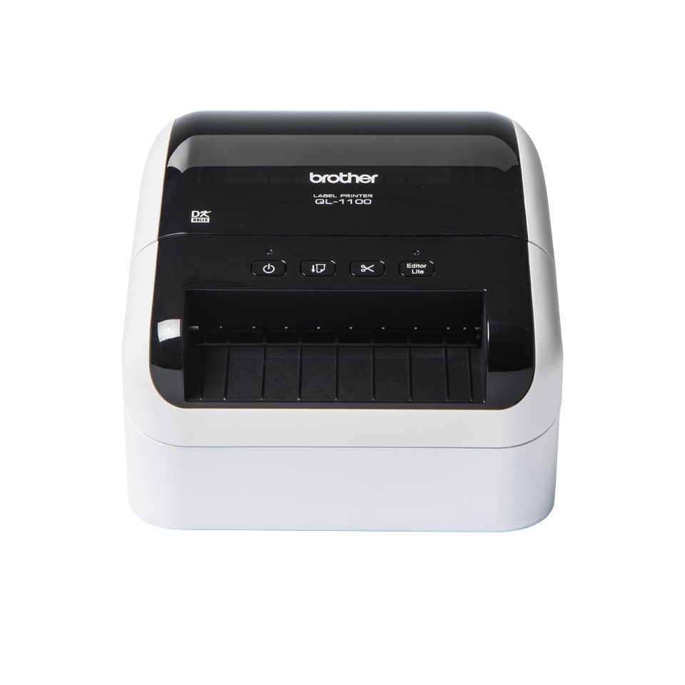 QL-1100 PC connectable shipping and barcode label printer 2