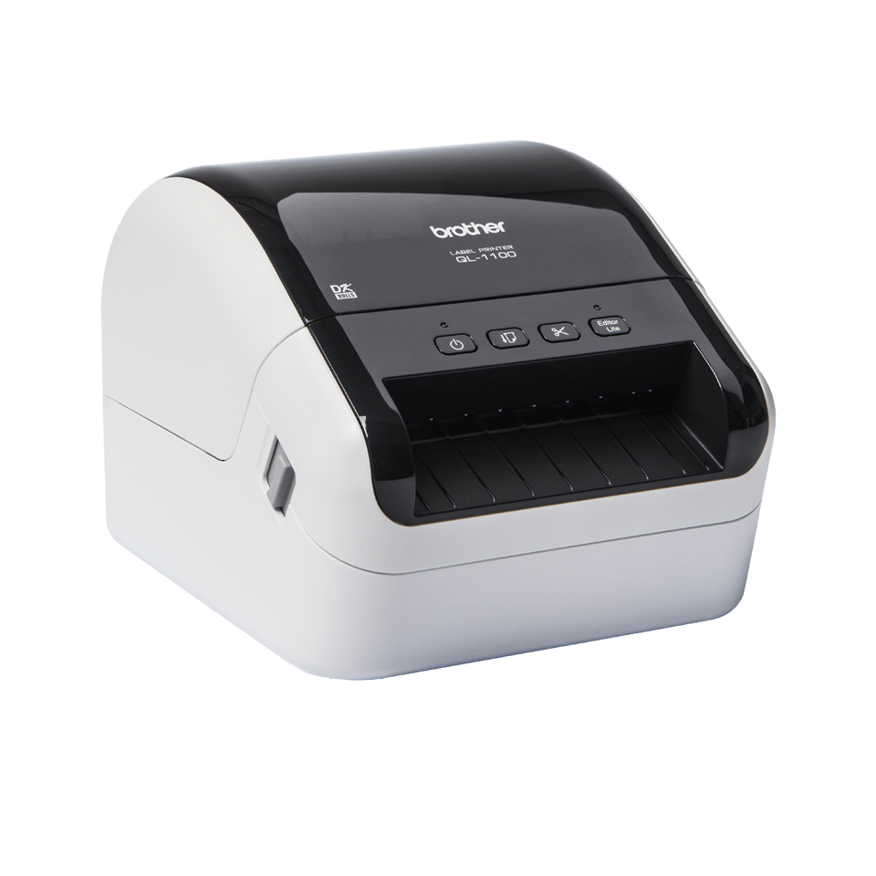 QL-1100 PC connectable shipping and barcode label printer 3