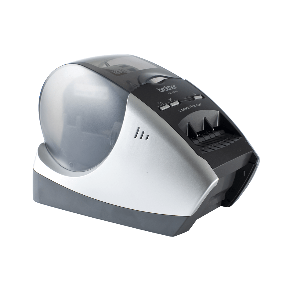 QL-570 Desktop Label Printer 3