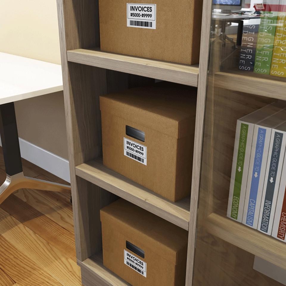 QL-600B Postage and Address Label Printer 7
