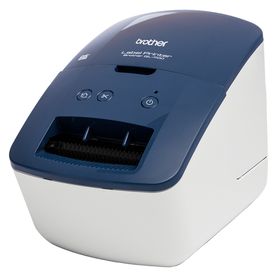 QL-600B Postage and Address Label Printer 2
