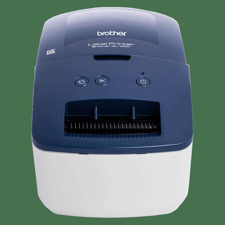 QL-600B Postage and Address Label Printer