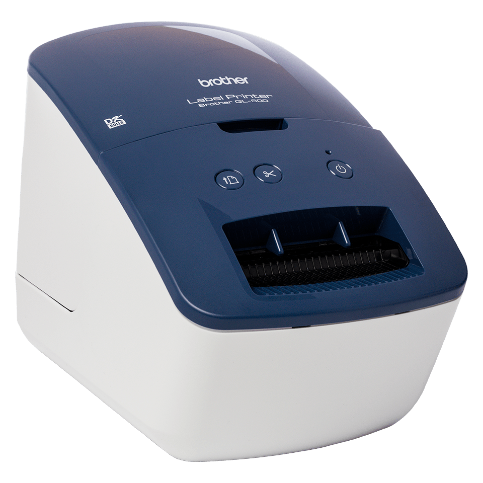 QL-600B Postage and Address Label Printer 3