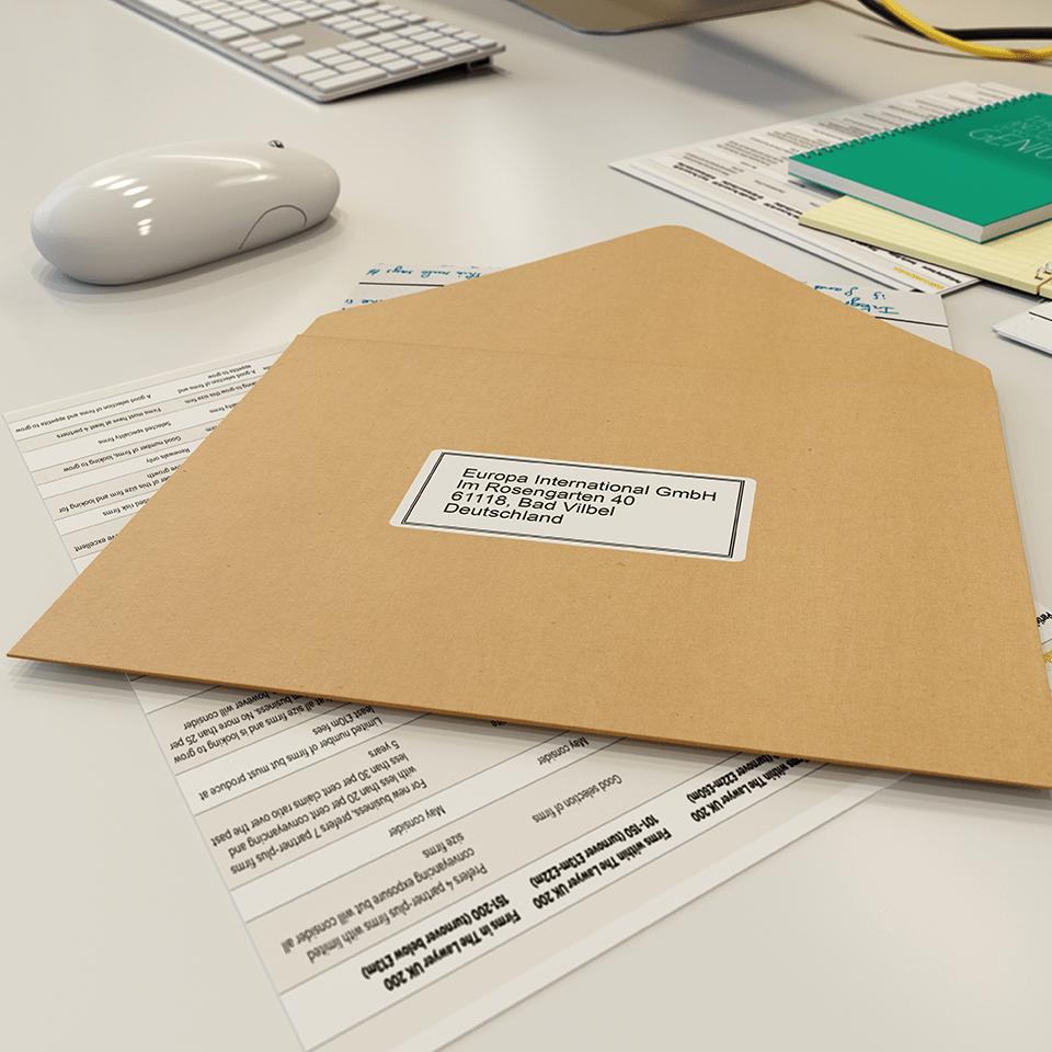 QL-600R Postage and Address Label Printer 4
