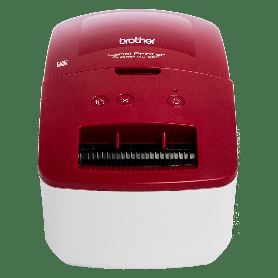 QL-600R Postage and Address Label Printer