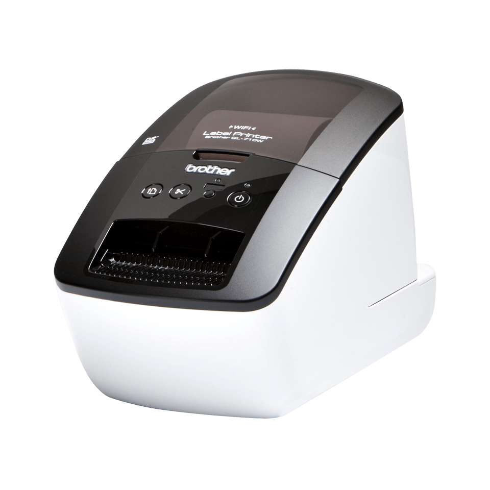 QL-710W High-Speed Label Printer + Wireless