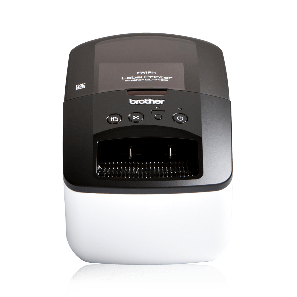 QL-710W High-Speed Label Printer + Wireless 2