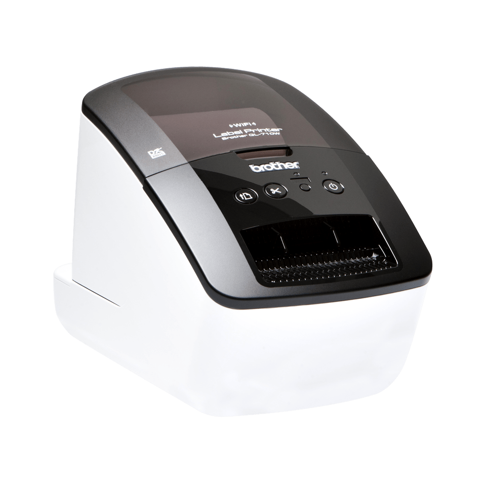 QL-710W High-Speed Label Printer + Wireless 3