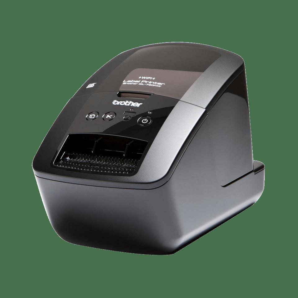 QL-720NW High-Speed Label Printer + Network, Wireless 0