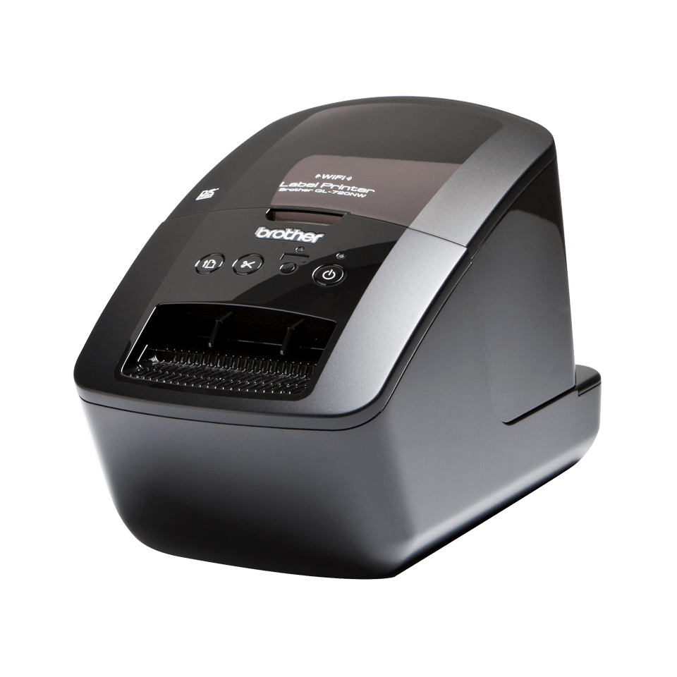 QL-720NW High-Speed Label Printer + Network, Wireless