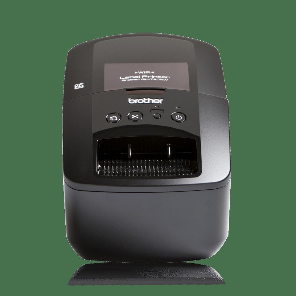 QL-720NW High-Speed Label Printer + Network, Wireless 1