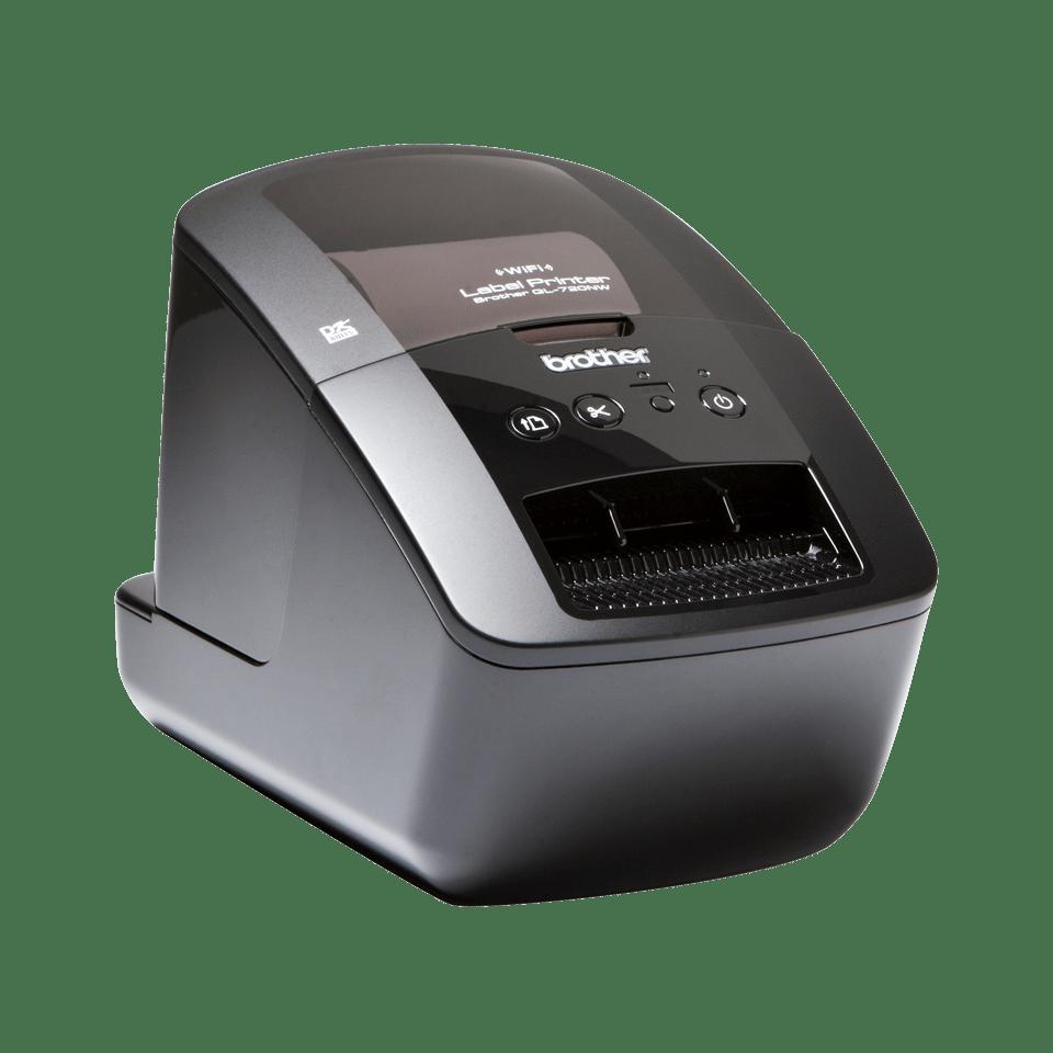 QL-720NW High-Speed Label Printer + Network, Wireless 3