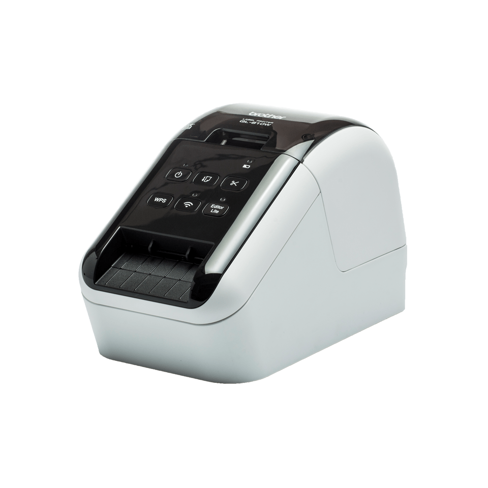 QL-810W Wireless Label Printer 2