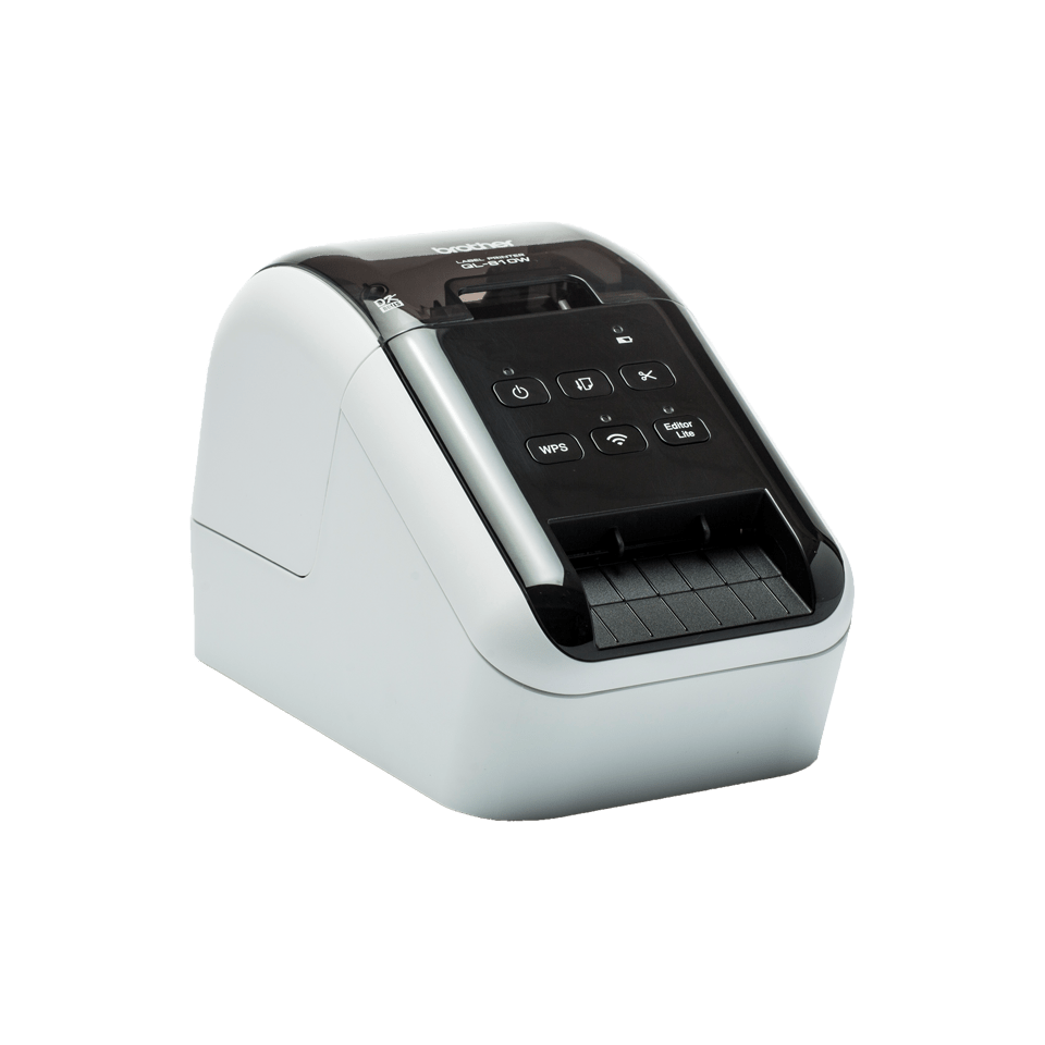 QL-810W Wireless Label Printer 3