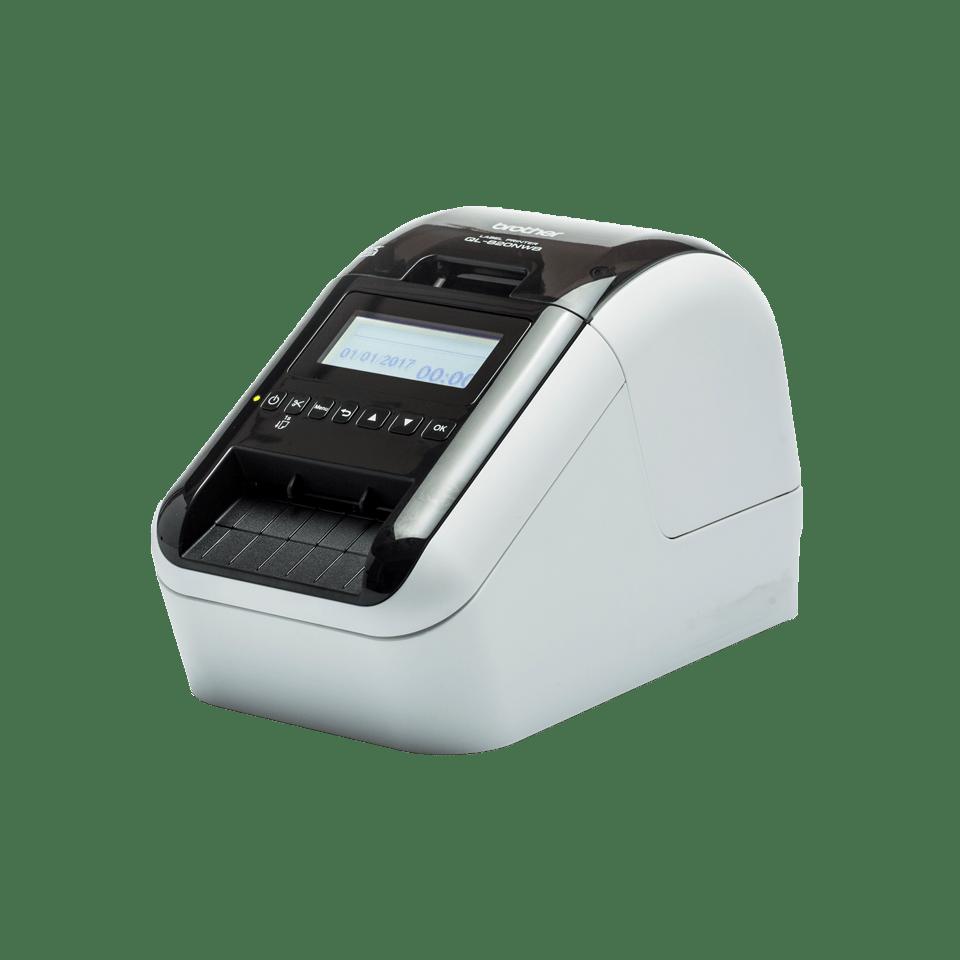 QL-820NWB Network Label Printer 2