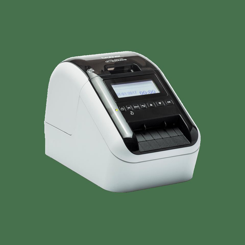 QL-820NWB Network Label Printer 3