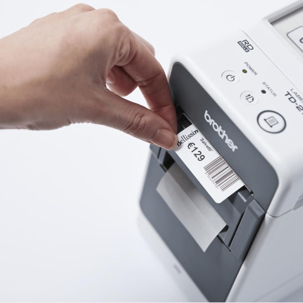 TD-2120N Industrial Label Printer + Network 4