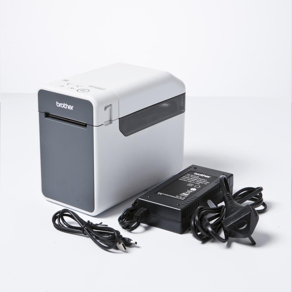 TD-2120N Industrial Label Printer + Network 5