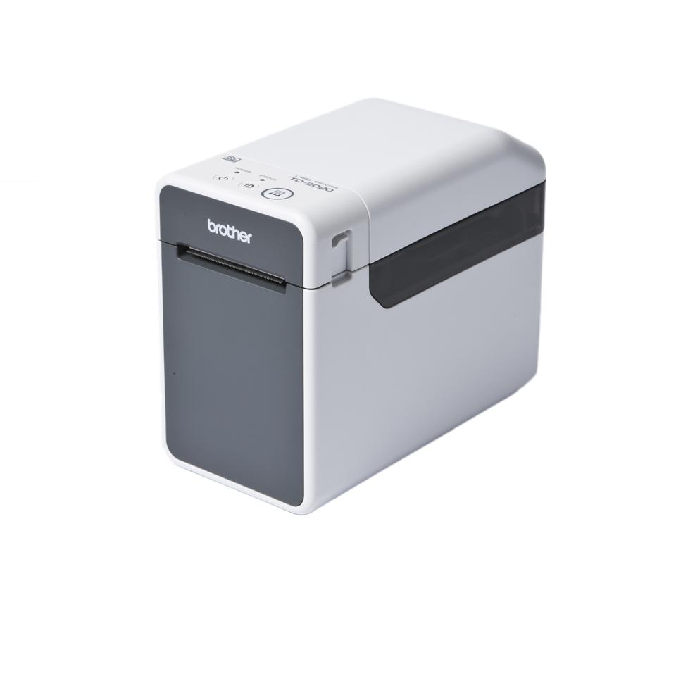 TD-2120N Industrial Label Printer + Network 3