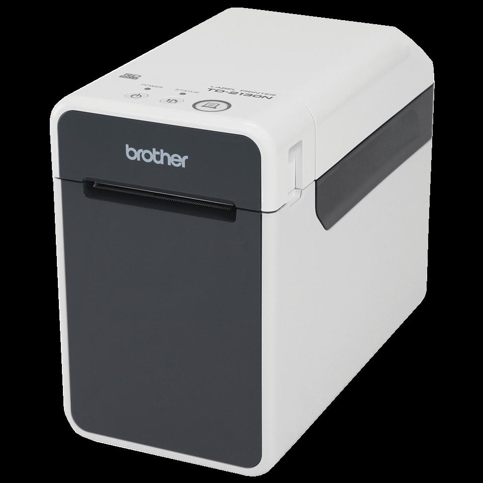 TD-2130N Industrial Label Printer + Network 0