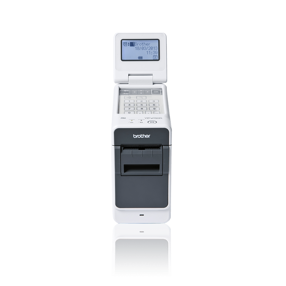 TD-2130N Industrial Label Printer + Network 2