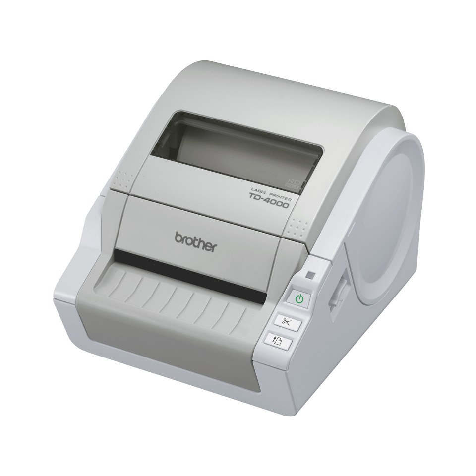 TD-4000 Professional Wide Label Printer