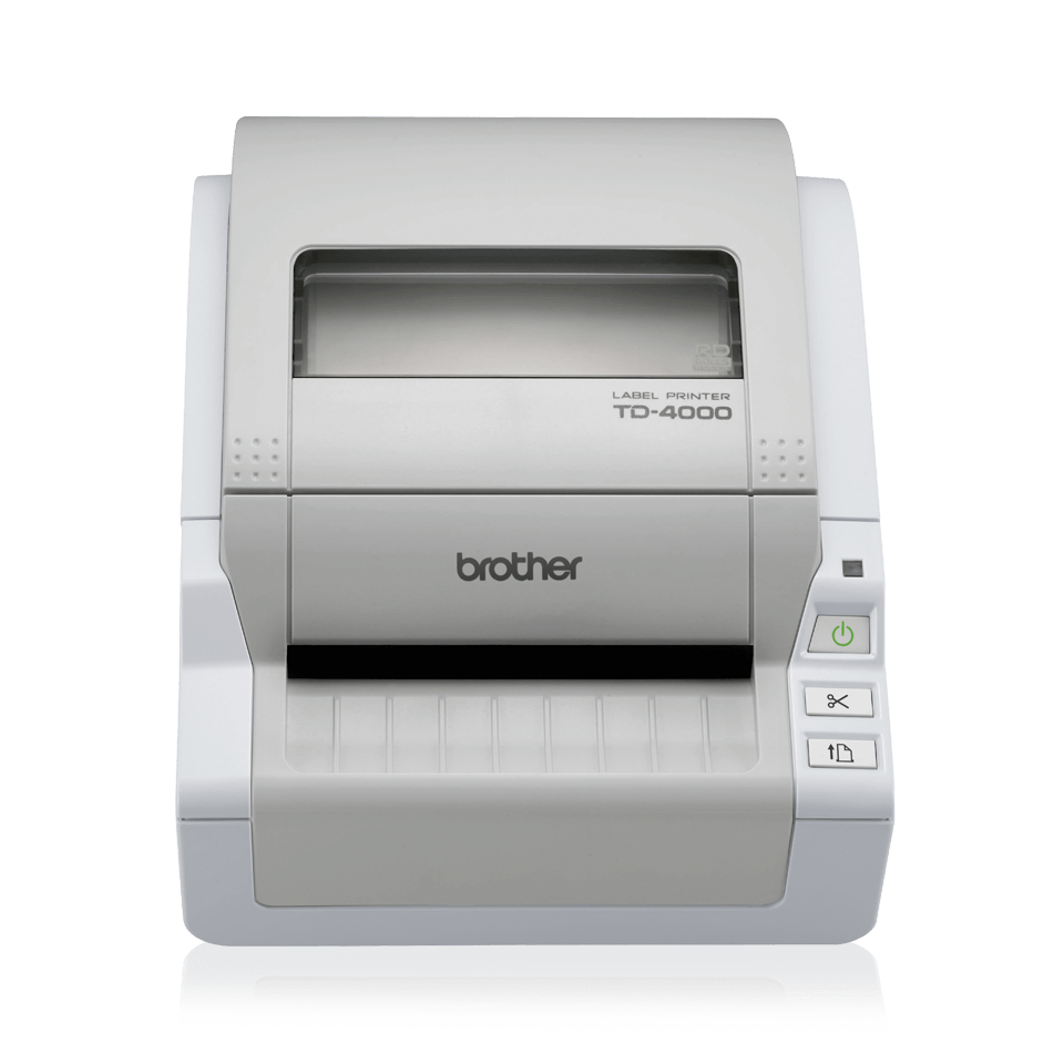 TD-4000 Professional Wide Label Printer 2