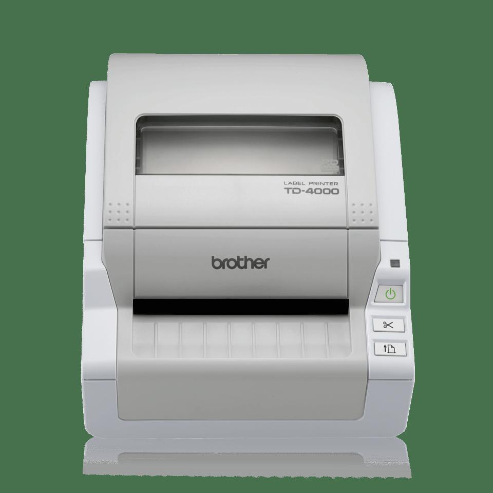 TD-4000 Professional Wide Label Printer