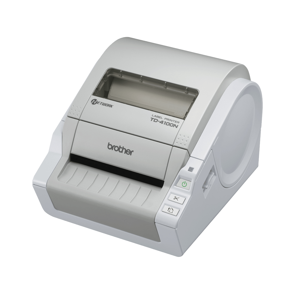 TD-4100N Professional Wide Label Printer + Network