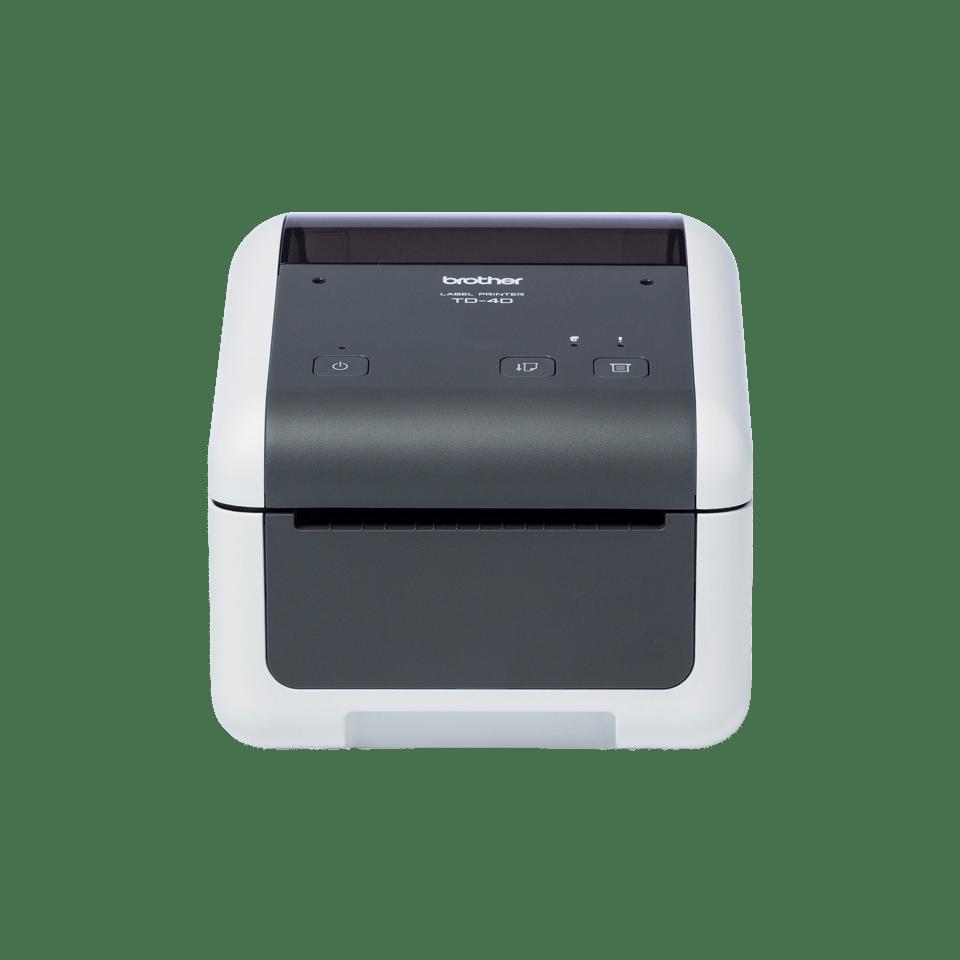 TD-4410D High-quality Desktop Label Printer