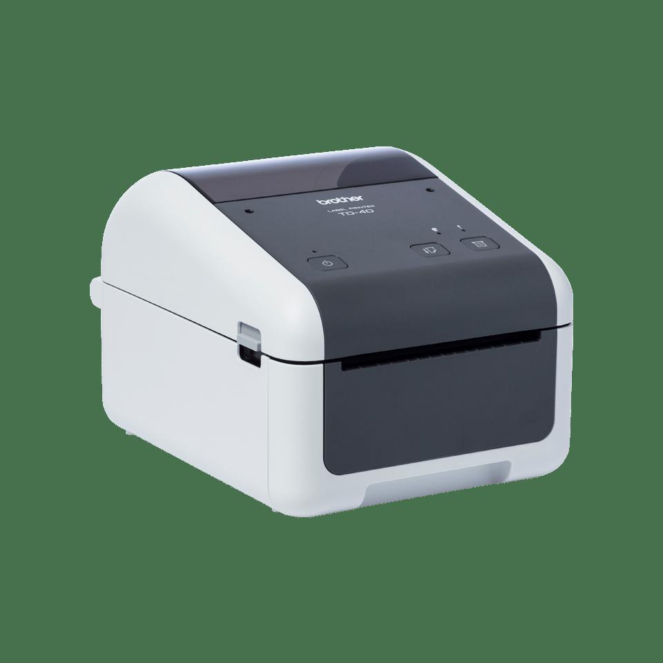 TD-4410D High-quality Desktop Label Printer 3