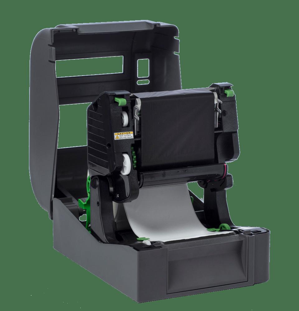 TD-4420TN Thermal Transfer Desktop Label Printer 4