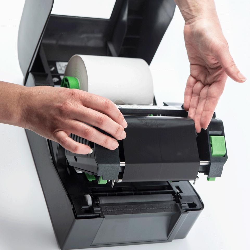 TD-4420TN Thermal Transfer Desktop Label Printer 5