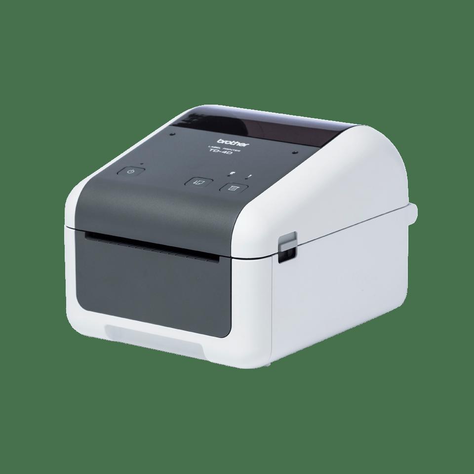 Brother TD-4520DN Professional Network Desktop Label Printer 2