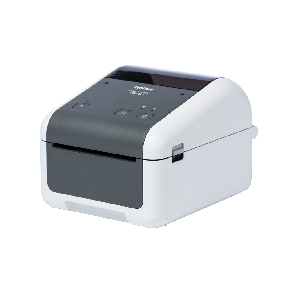 TD-4520DN Professional Network Desktop Label Printer 2