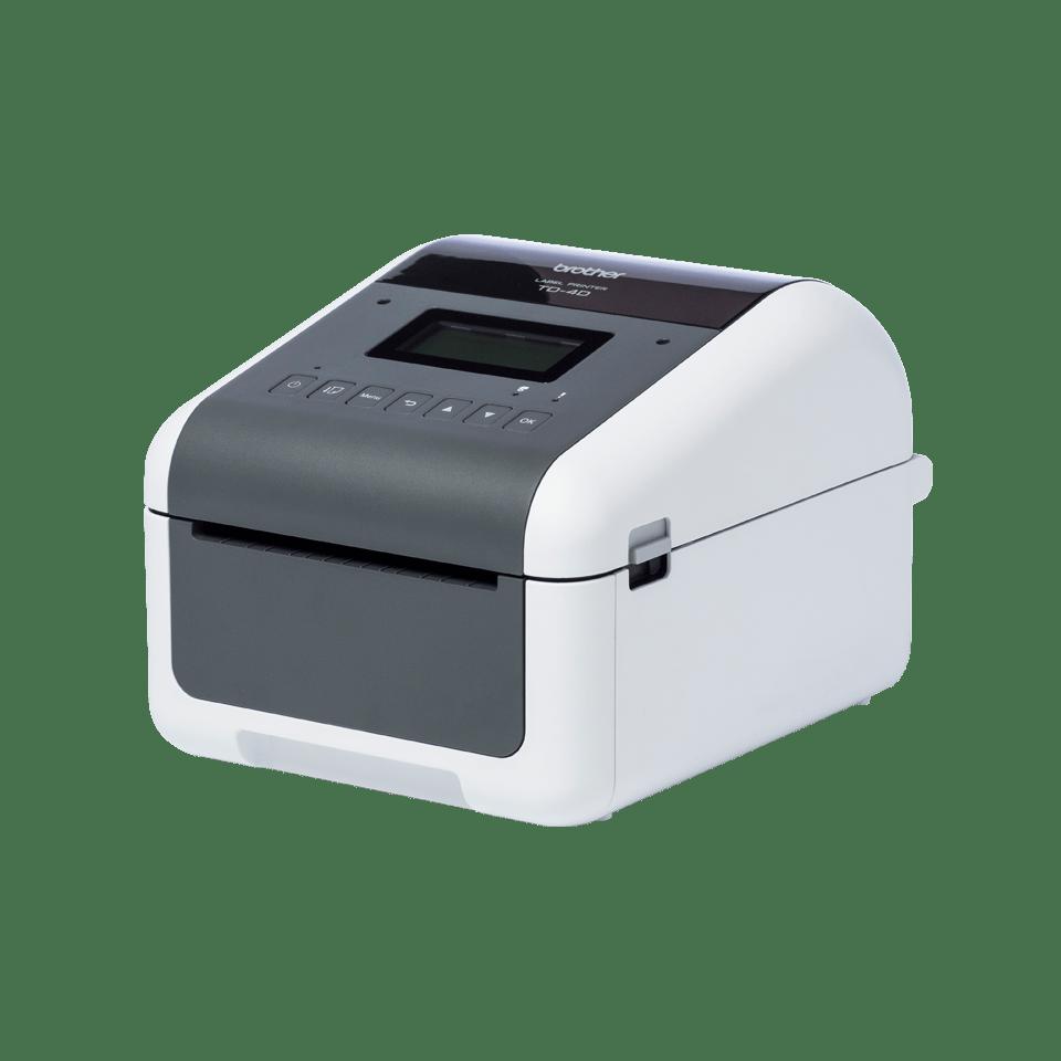 Brother TD-4550DNWB Professional Bluetooth, Wireless Desktop Label Printer 2